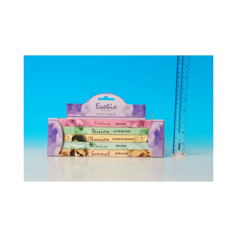 EROTIC Incense Gift Pack 5s