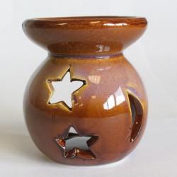 Sun and Star Oil Burner brown