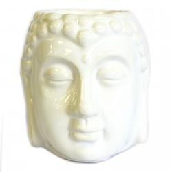 Buddha Oil Burner white
