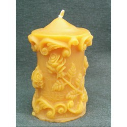 Feast with rose (beeswax)